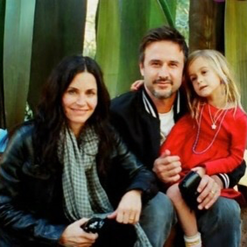 Сourteney Сox family