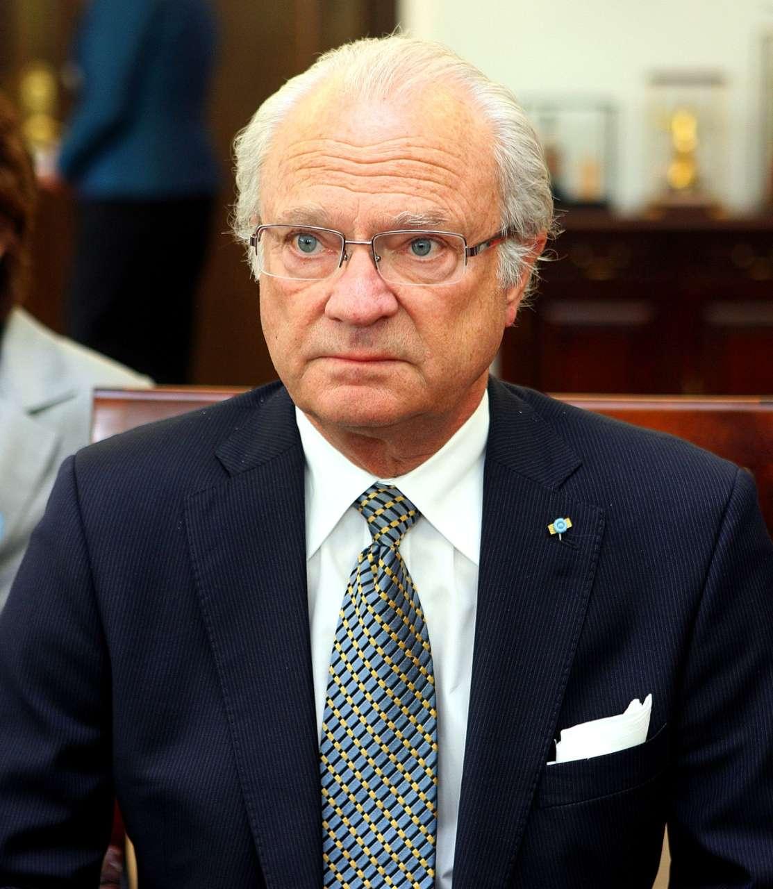 Carl XVI Gustaf of Sweden father