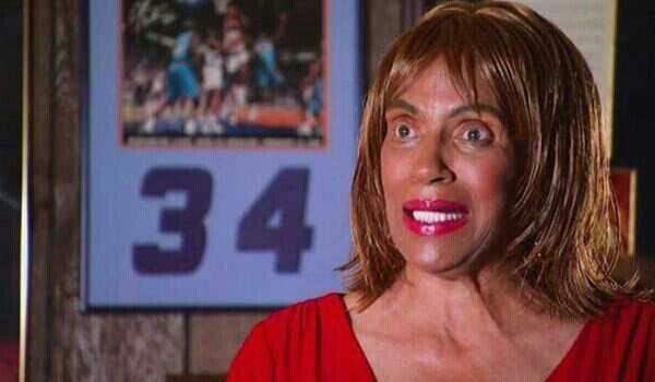 Charles Barkley mother