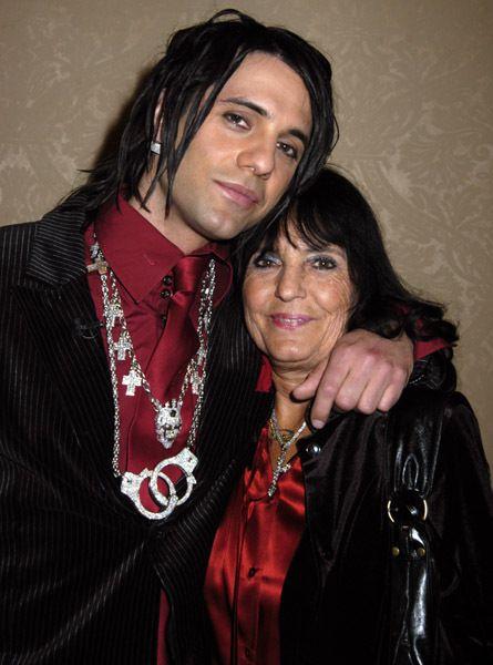 Dimitra Sarantakos (mother)