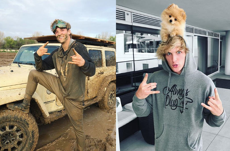 Logan Paul (older brother)