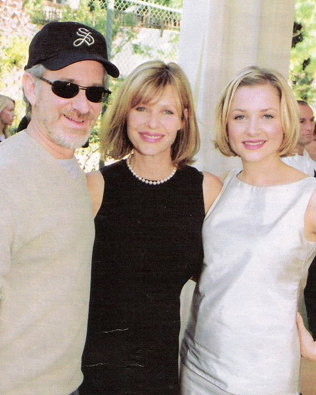 Kate Capshaw wife