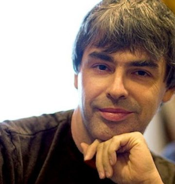 Larry Page biography