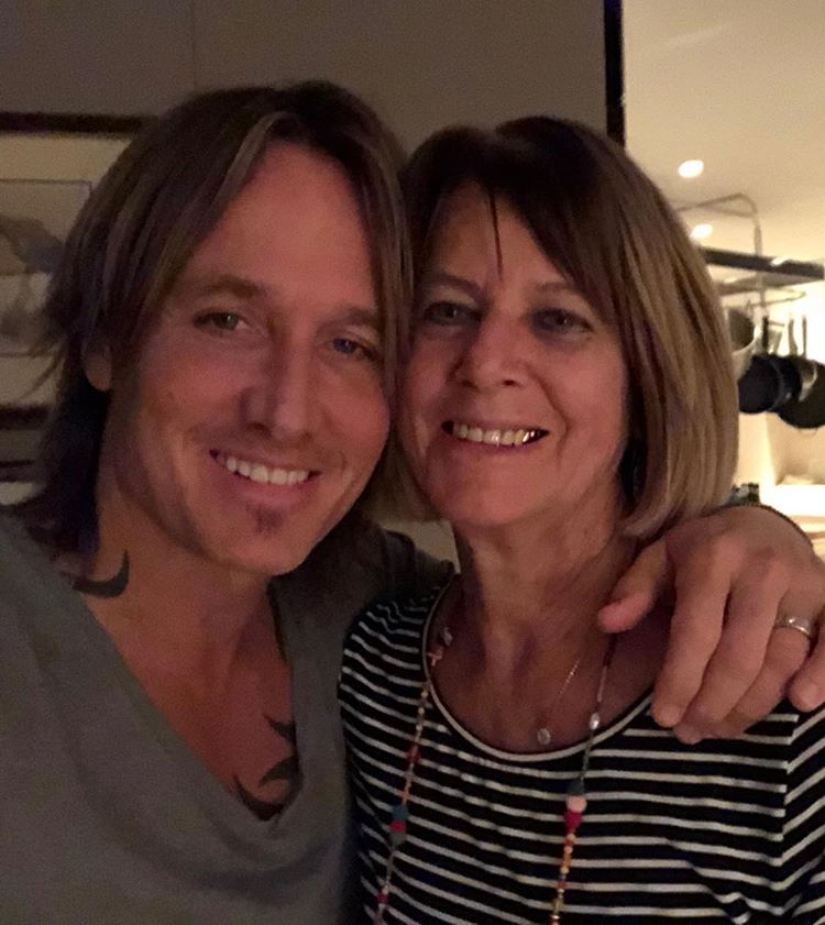 mother KEITH URBAN