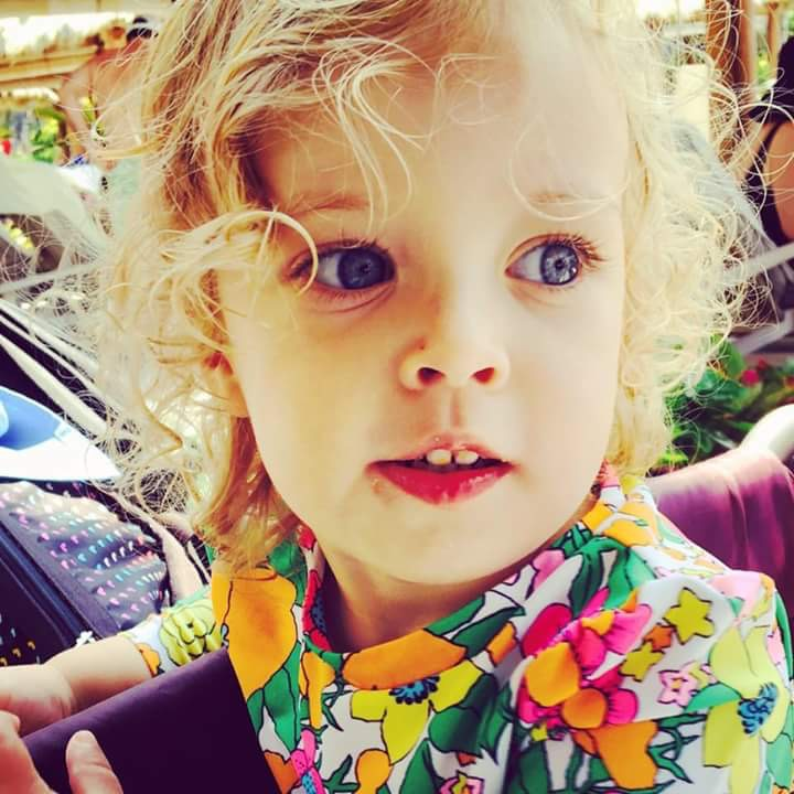 Ophelia Grohl (daughter)