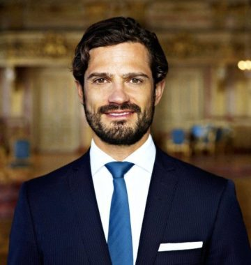 Prince Carl Philip biography