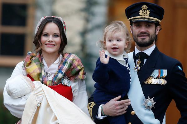 Prince Gabriel, Duke of Dalarna (son)