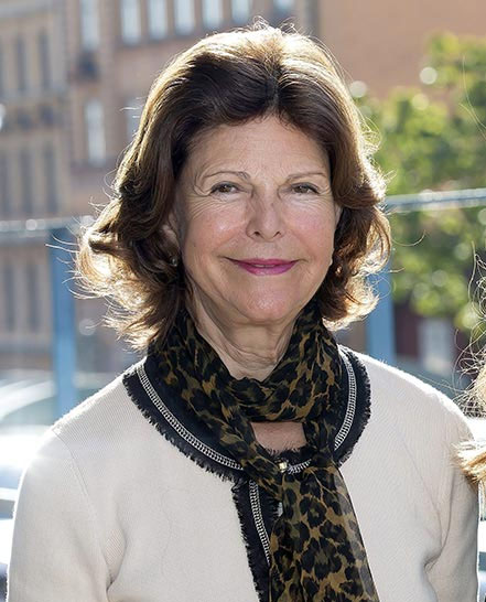 Queen Silvia of Sweden (mother)