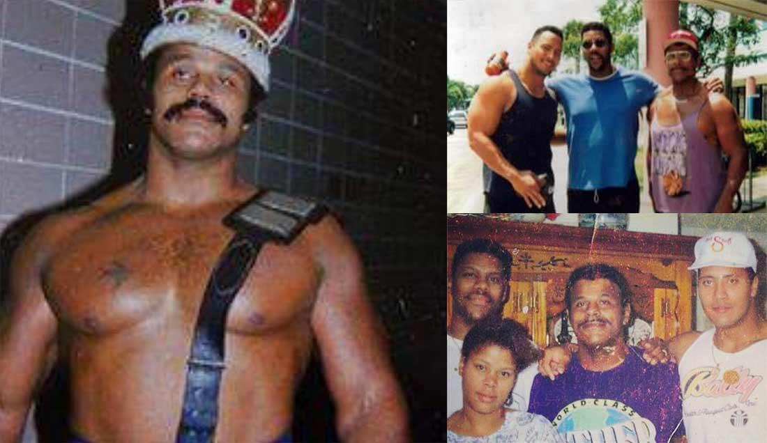 """Rocky """"Soulman"""" Johnson (father)"""