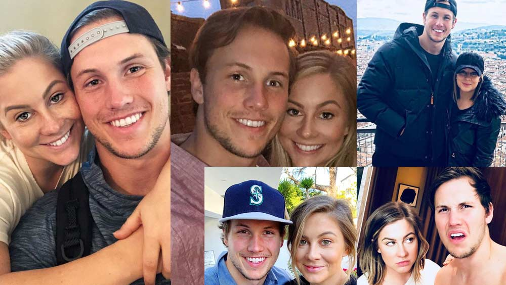 Shawn Johnson family photo