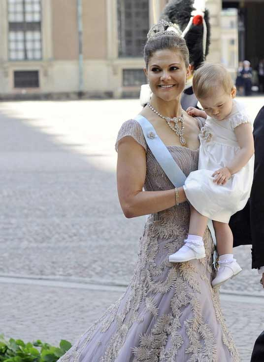 Victoria Crown Princess of Sweden (sister)