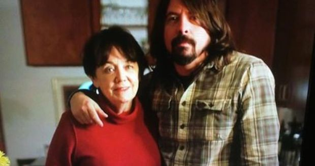 Virginia Grohl (mother)