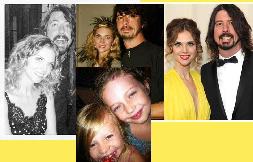 dave grohl family 1 - Dave Grohl