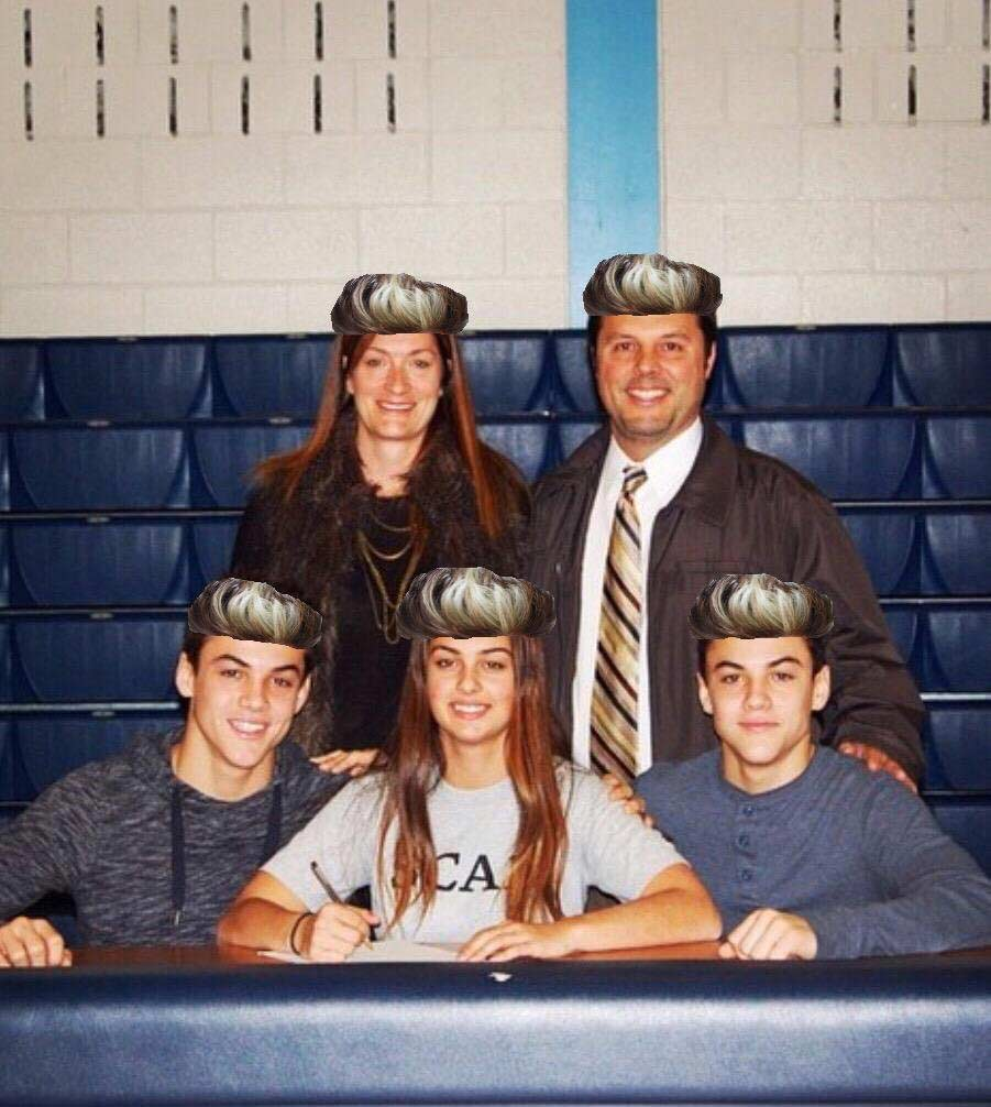 grayson-bailey-dolan-family photo