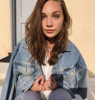 Maddie Ziegler family: siblings, parents, stepfather and