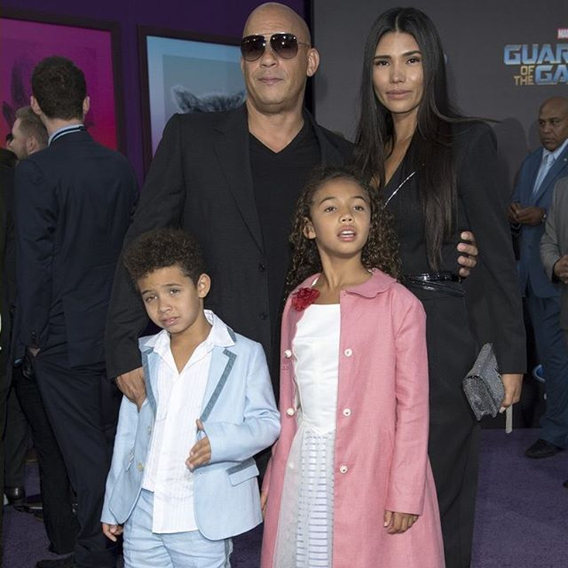 Vin Diesel Family Wife Kids Parents Siblings The Secrets He Tried To Keep Familytron