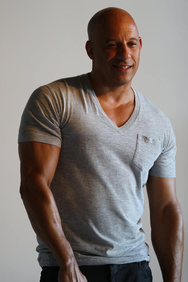 Vin Diesel family: wif...