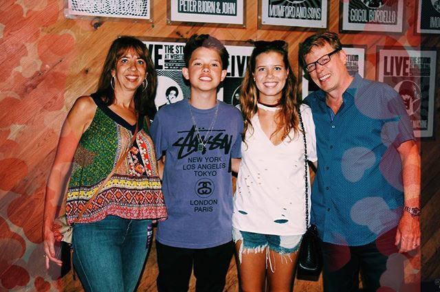 Jacob Sartorius family photo