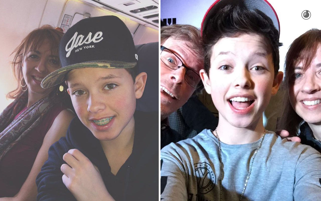 Jacob Sartorius mother - Jacob Sartorius