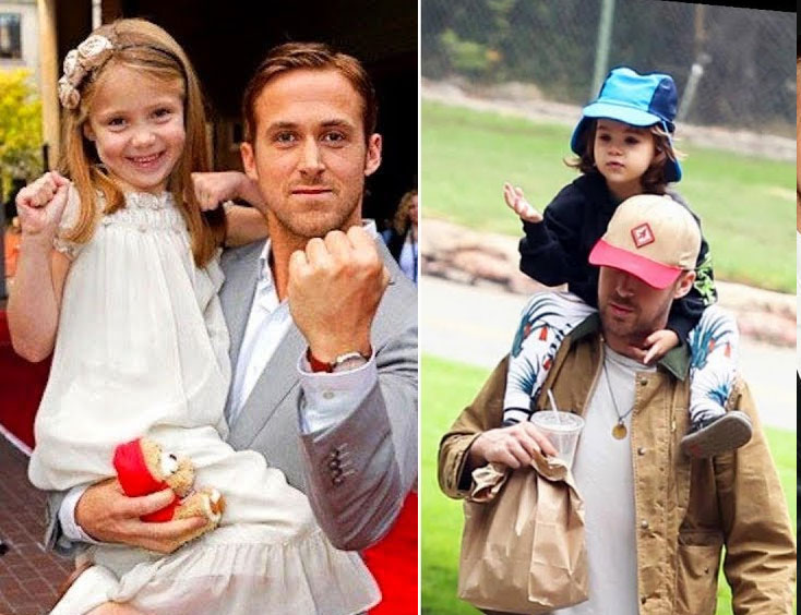 Amada Lee Gosling (daughter with Ryan Gosling)