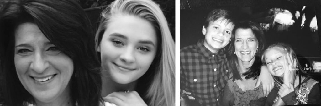 Amy Greene mother Lizzy Greene