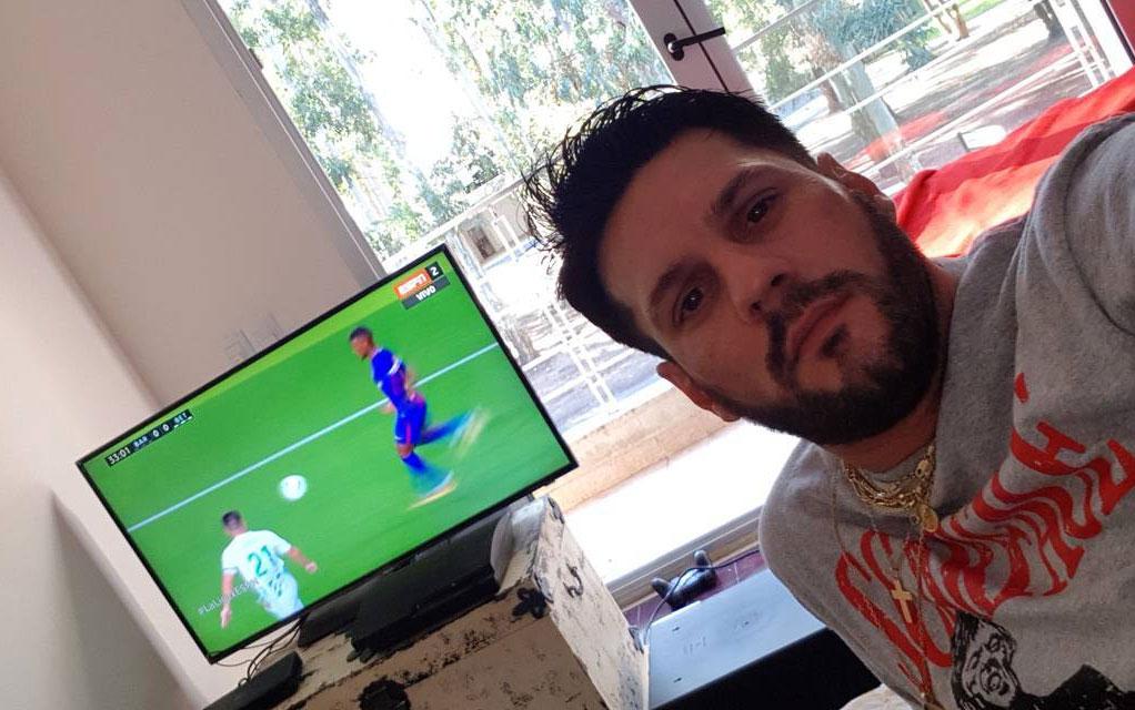 Matías Messi (older brother)