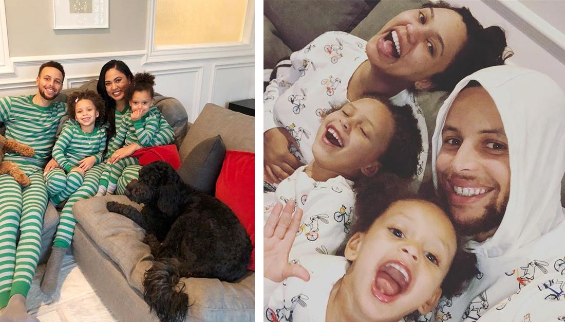 Stephen Curry Family In Detail Wife Kids Parents And Siblings Familytron