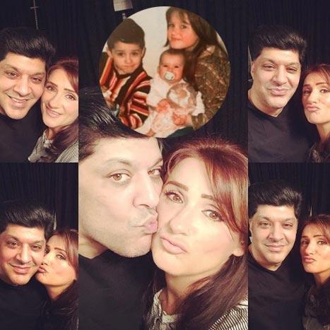 Zayn Malik parents