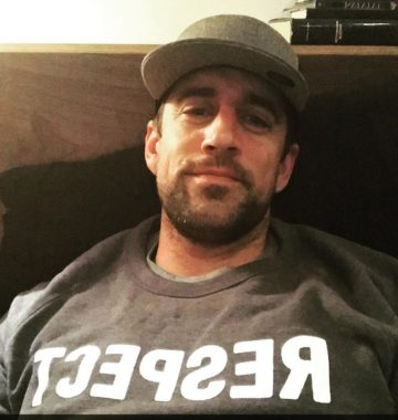 Aaron Rodgers biography