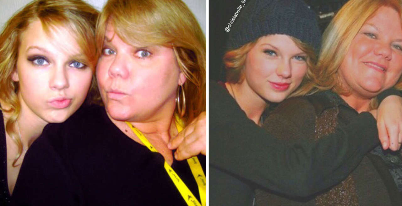 Andrea Finlay Swift mother Taylor Swift