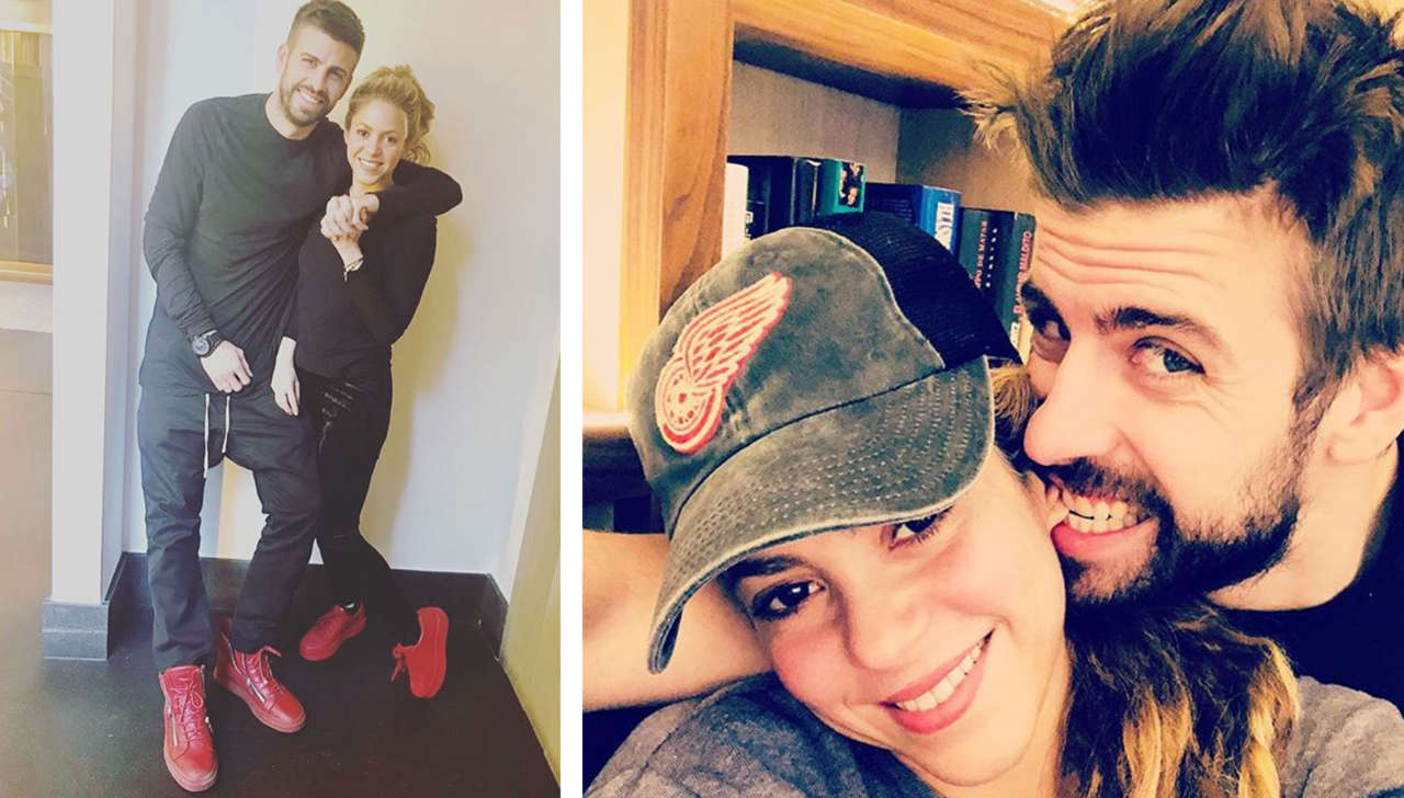 Gerard Pique Shakira husband