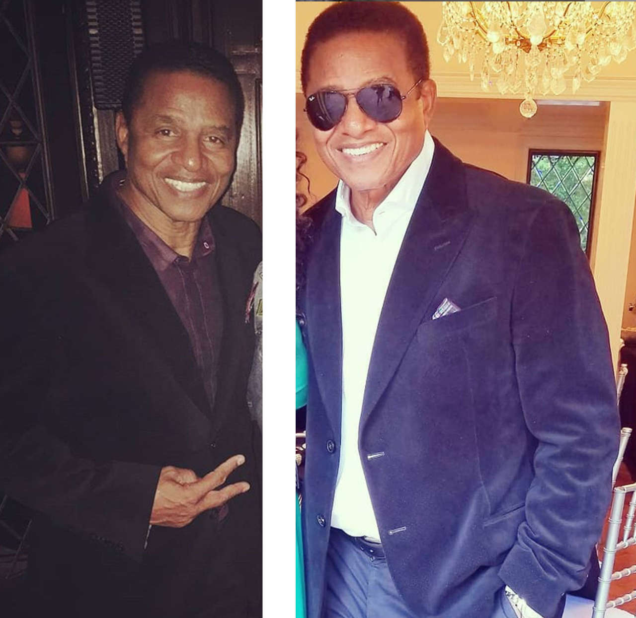 Jackie Jackson older brother janet Jackson