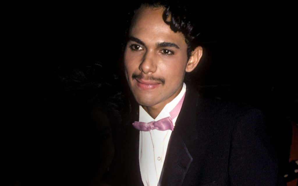 James DeBarge ex-husband Janet Jackson