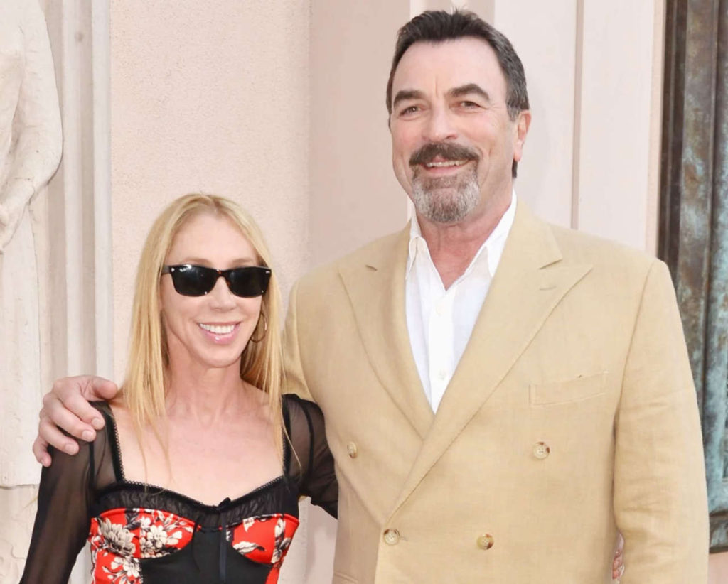 Jillie Mack wife Tom Selleck