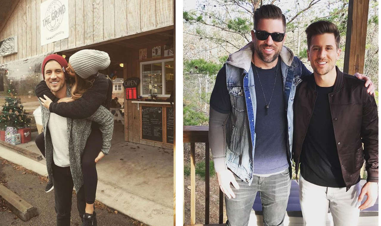 Jordan Rodgers younger brother Aaron Rodgers