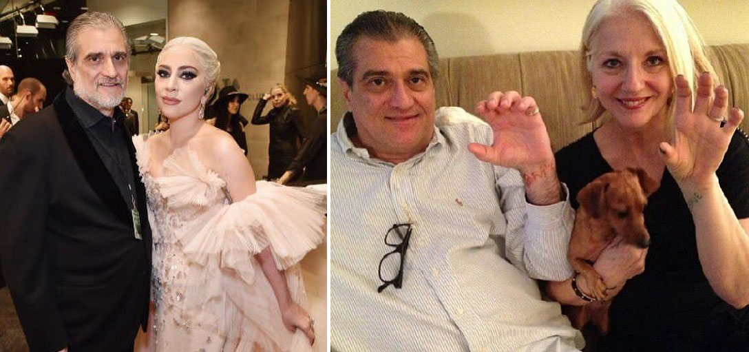 Joseph Germanotta father lady gaga