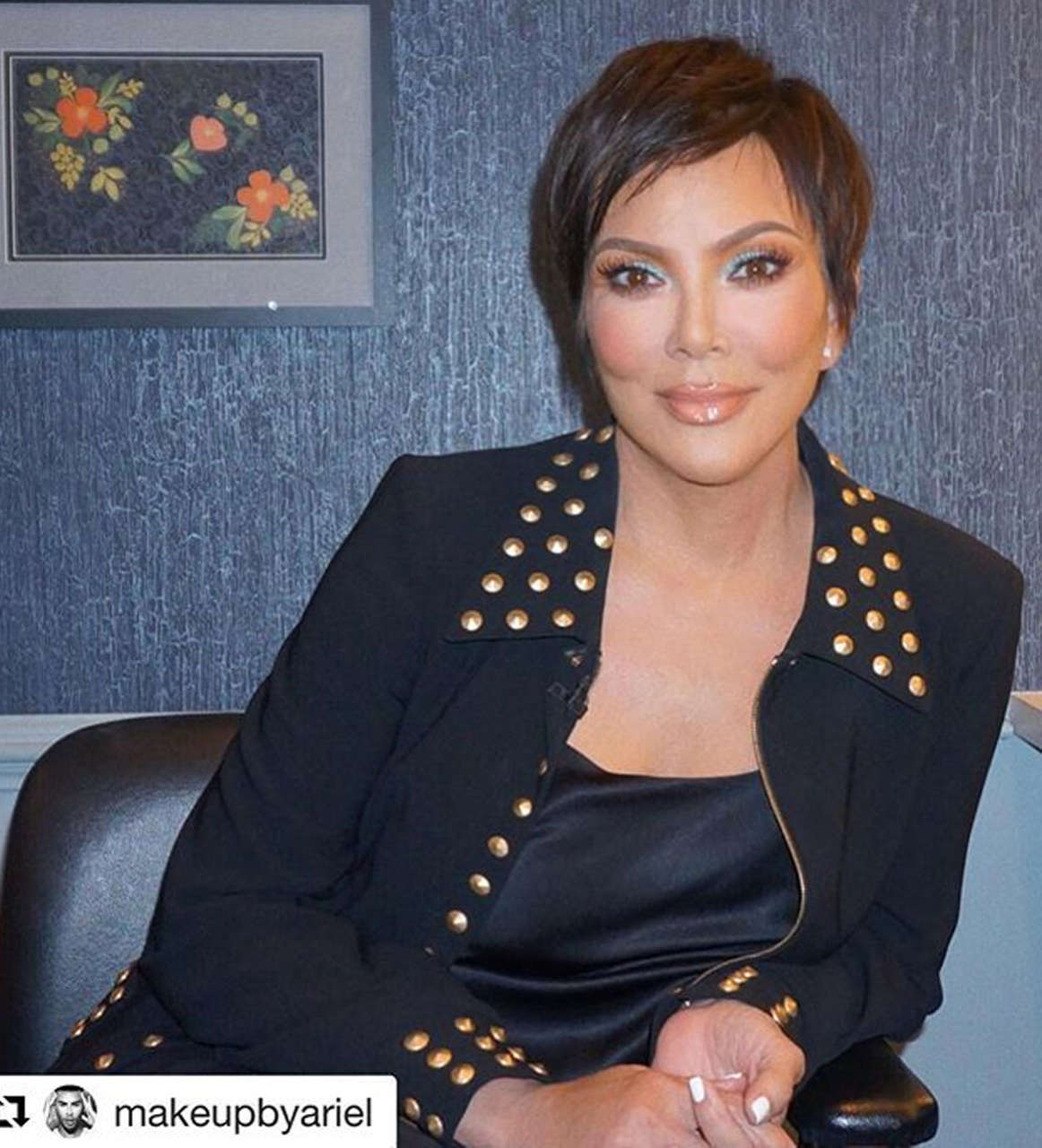 Kris Jenner mother kim kardashian