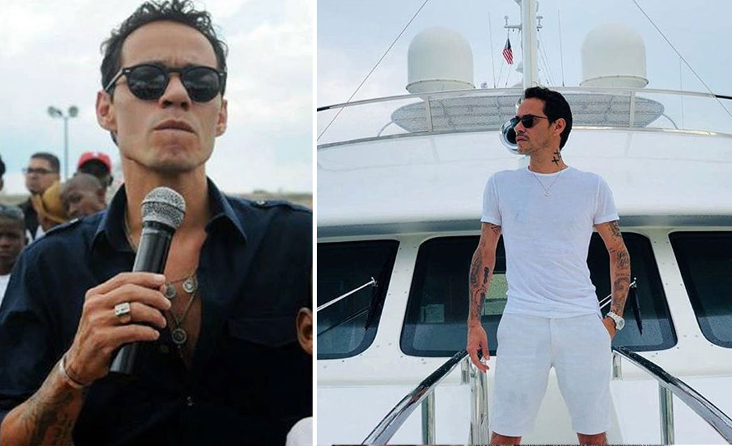 Marc Anthony ex-husband