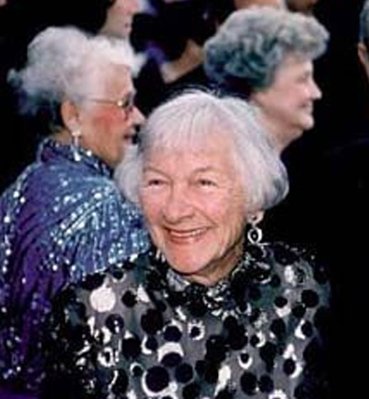 Margaret Ruth Runner (mother)