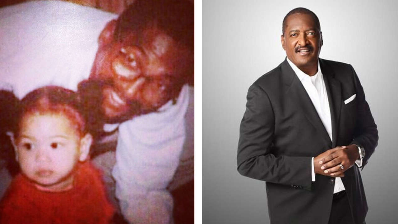 Mathew Knowles father beyonce