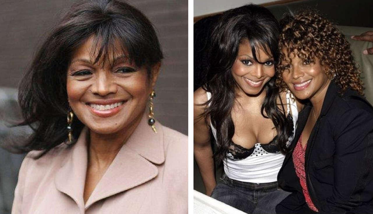 Rebbie Jackson sister Janet Jackson