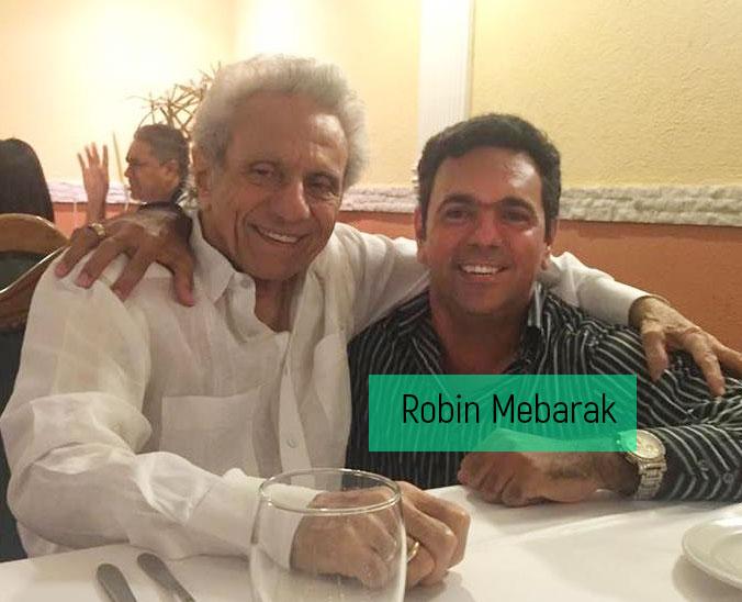 Robin Mebarak