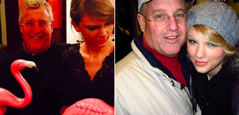 Taylor Swift father