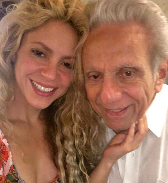 William Mebarak Chadid father Shakira