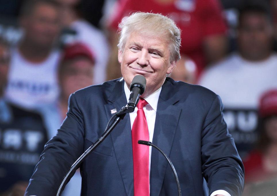 Donald Trump father barron trump