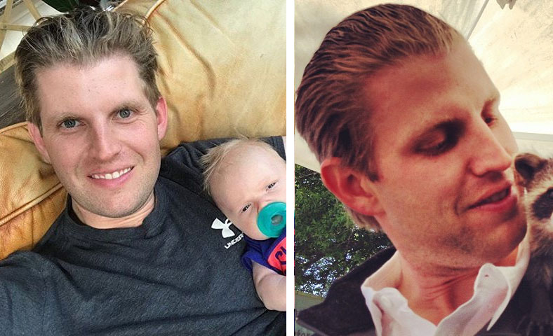 Eric Trump brother