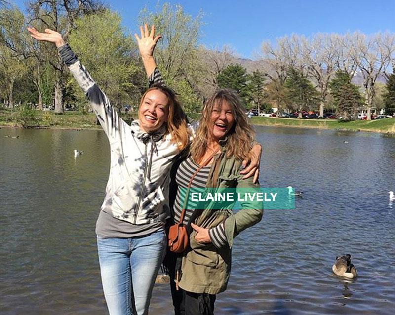 Blake Lively parents mother