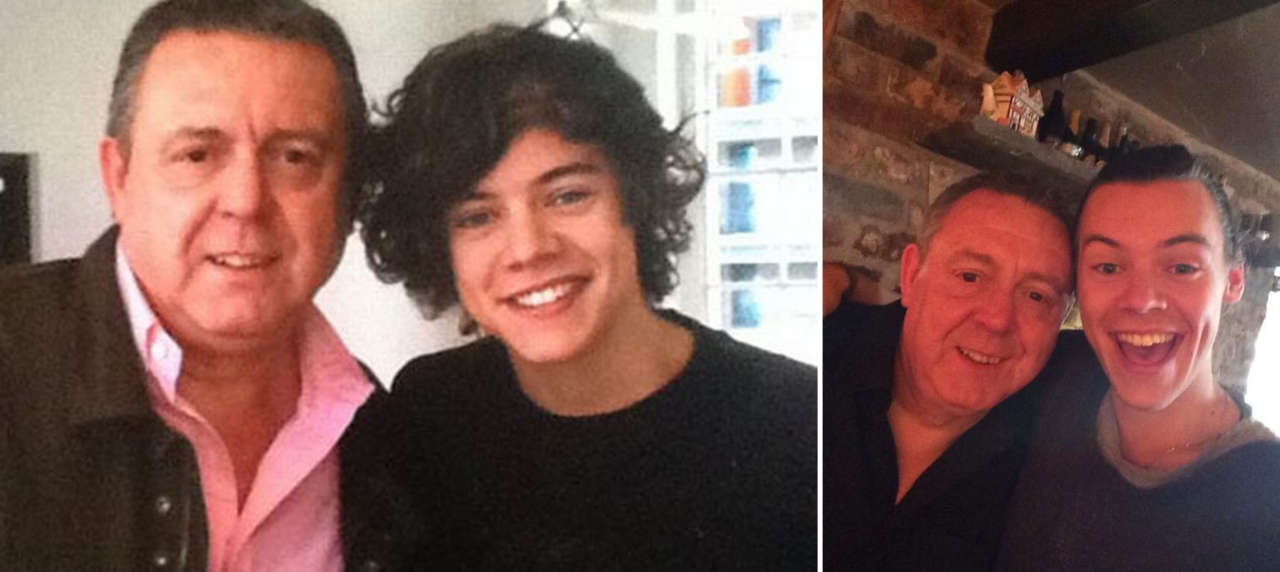 Des Styles Harry Styles father
