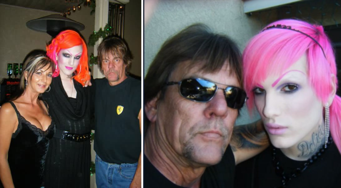 Jeffree Star paternal uncle Philip Steininger