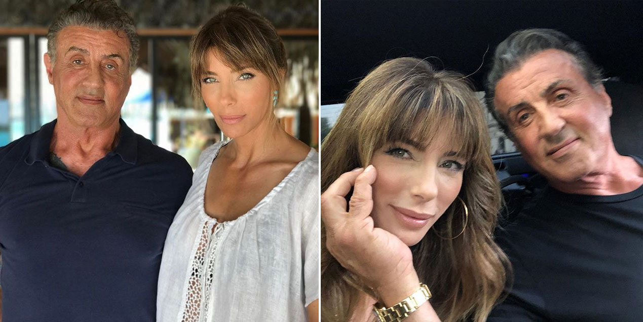 Jennifer Flavin Sylvester Stallone wife